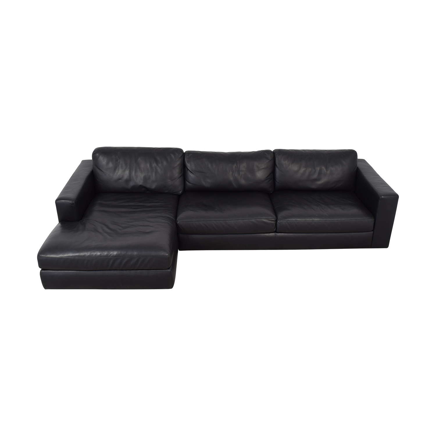 shop Design Within Reach Reid Sectional Chaise Design Within Reach Sofas