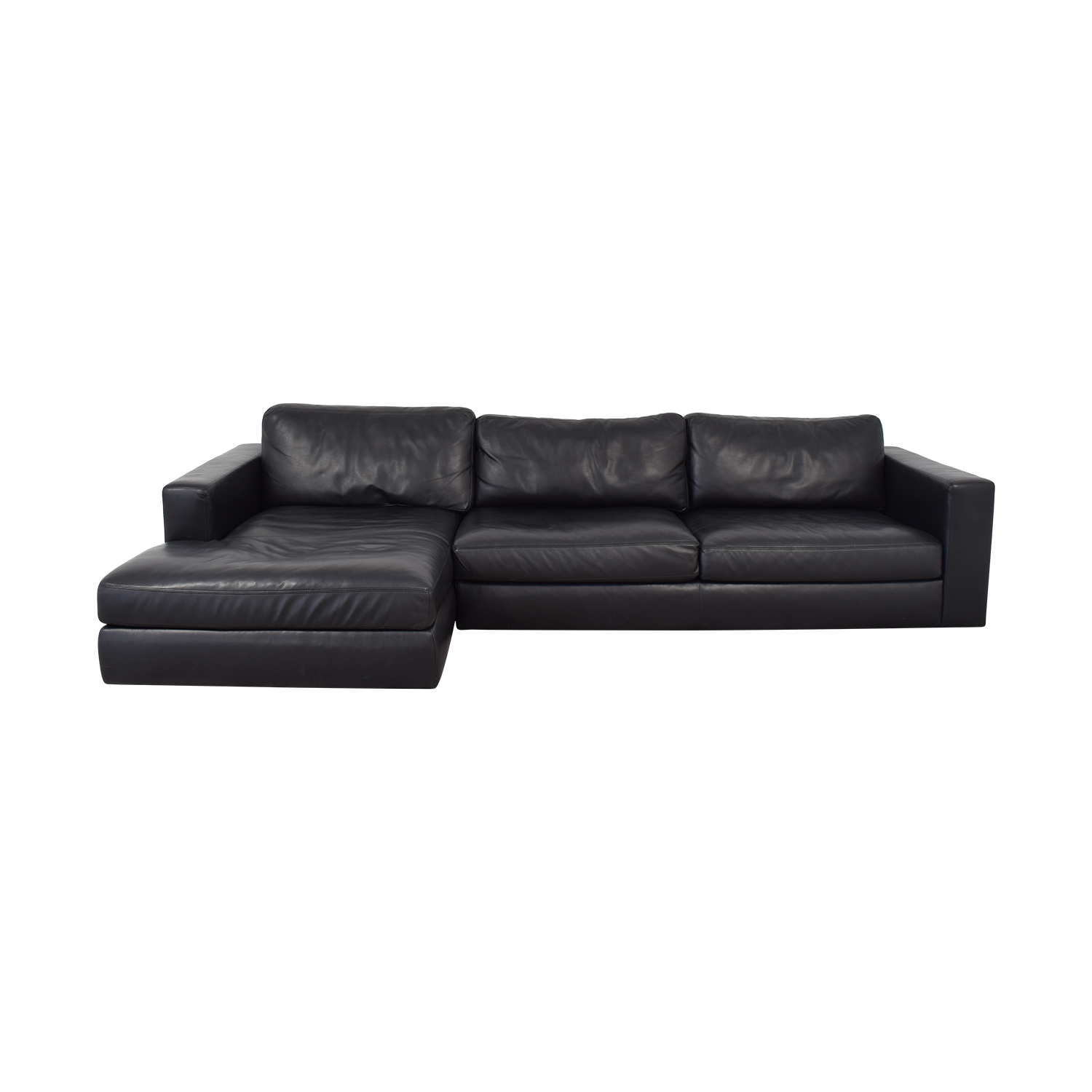 Design Within Reach Design Within Reach Reid Sectional Chaise for sale