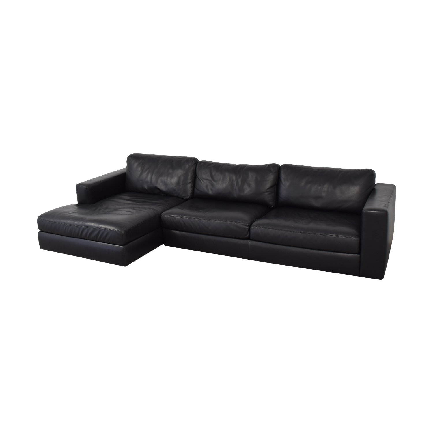 Design Within Reach Reid Sectional Chaise sale