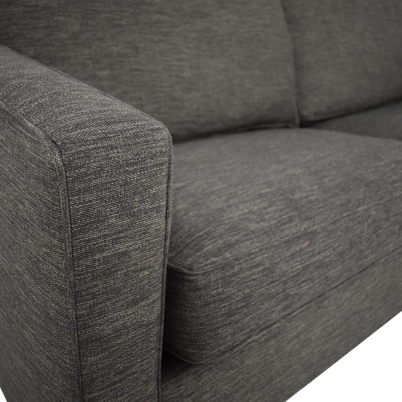 shop Crate & Barrel Crate & Barrel Barrett Queen Sleeper Sofa online