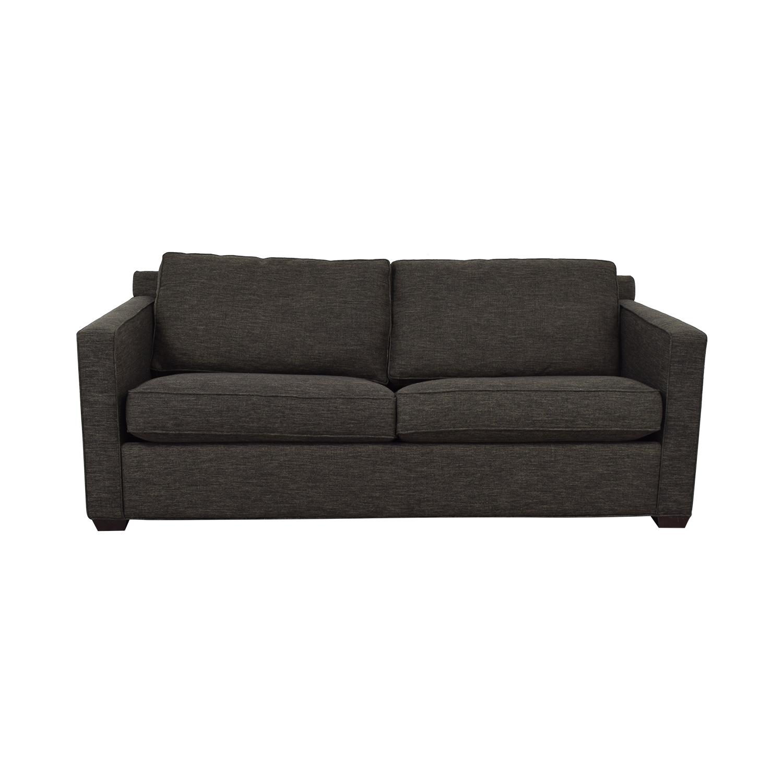 Crate & Barrel Barrett Queen Sleeper Sofa / Sofa Beds