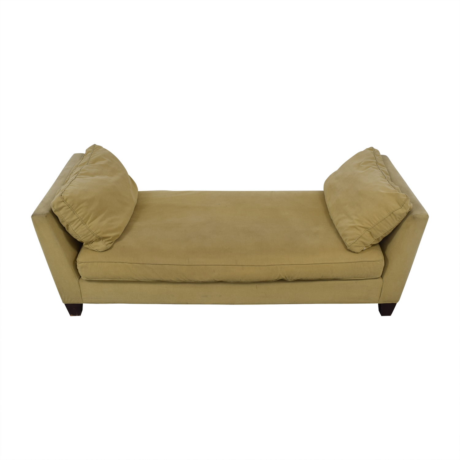 Crate & Barrel Crate & Barrel Marlowe Daybed dimensions