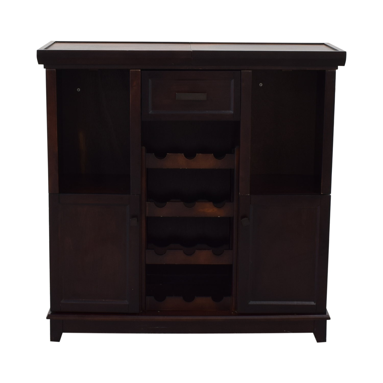 Bed Bath & Beyond Tuscan Expandable Wine Bar sale