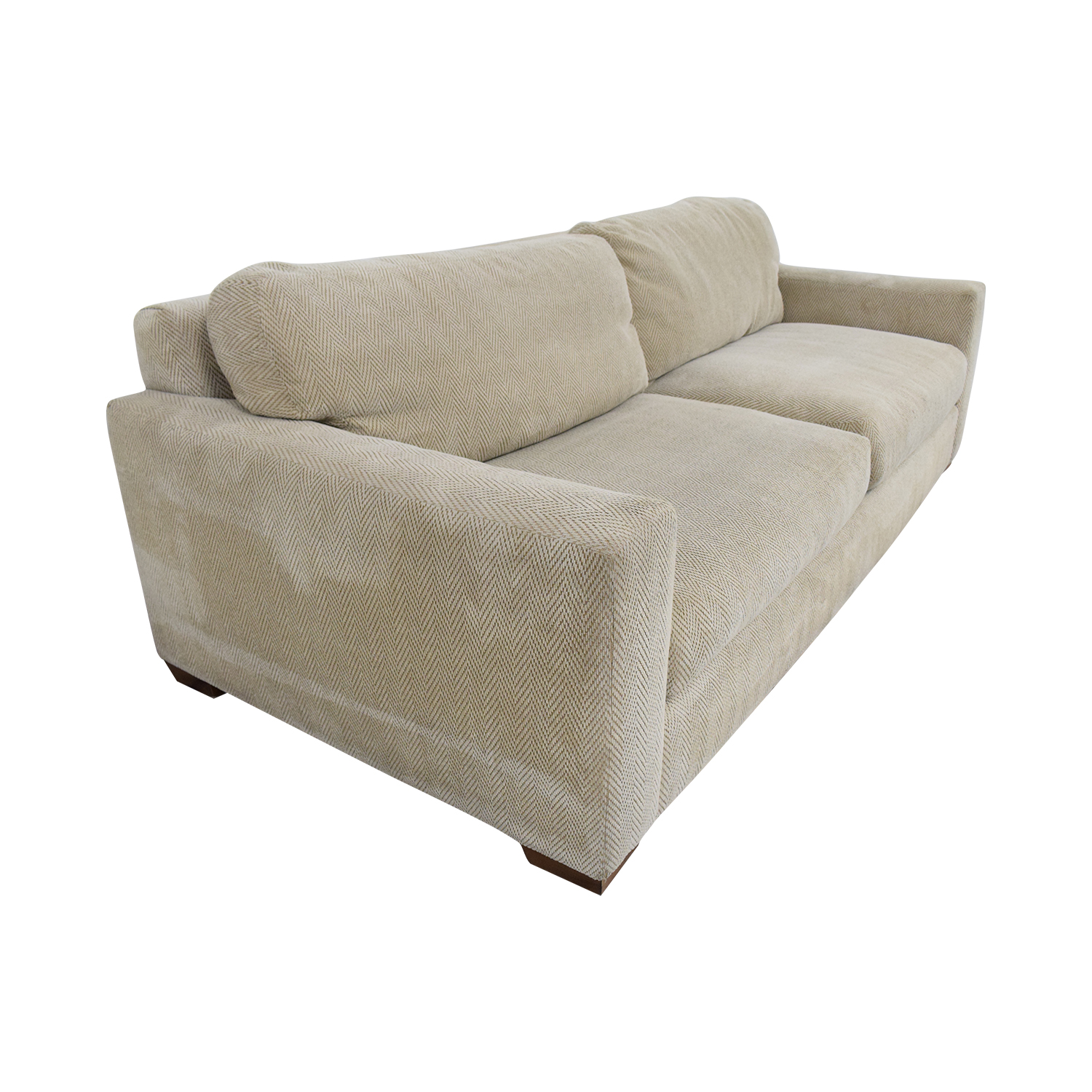 Rowe Furniture Rowe Furniture Dakota Two Cushion Sofa discount