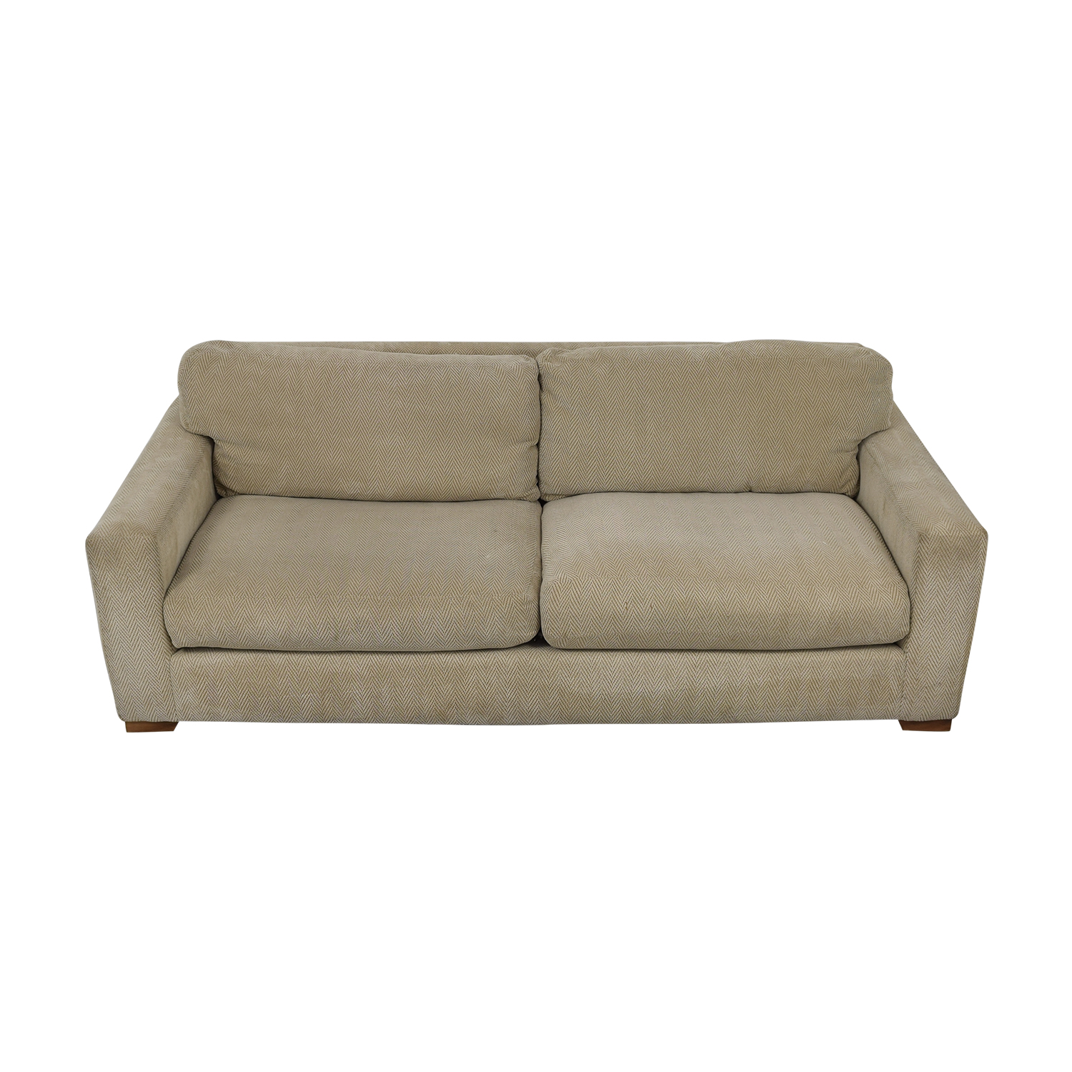 Rowe Furniture Rowe Furniture Dakota Two Cushion Sofa Sofas