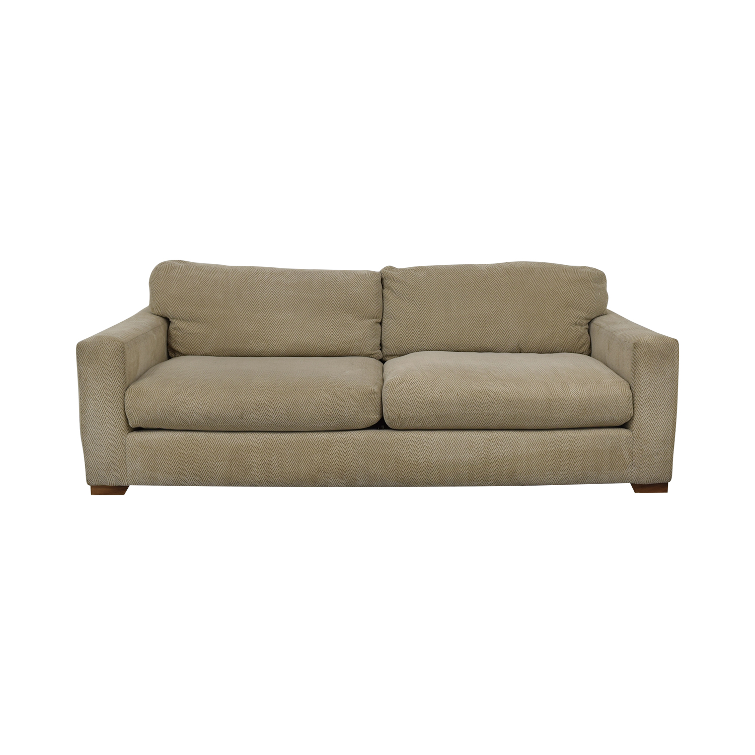 Rowe Furniture Rowe Furniture Dakota Two Cushion Sofa used