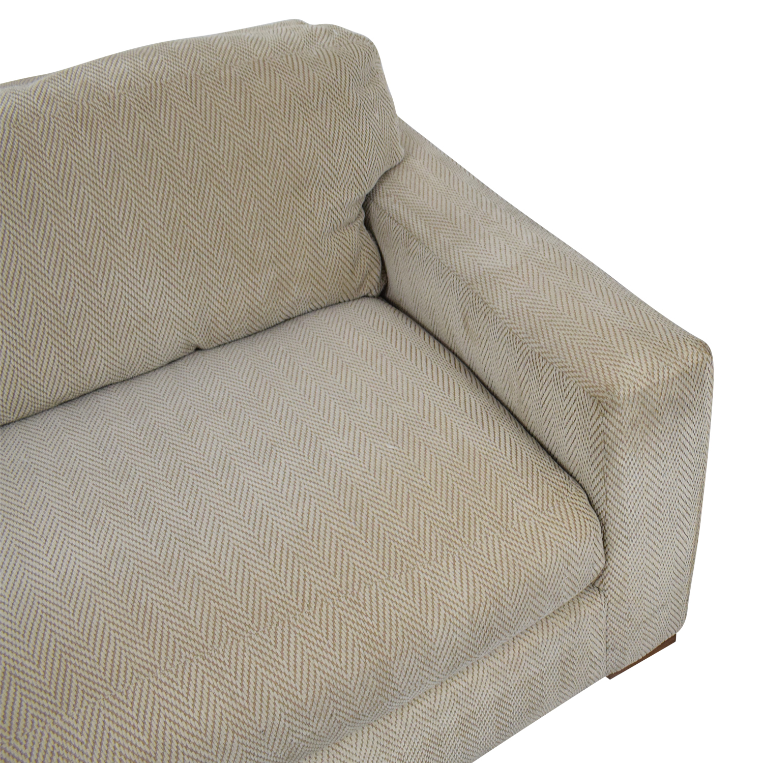 Rowe Furniture Dakota Two Cushion Sofa Rowe Furniture