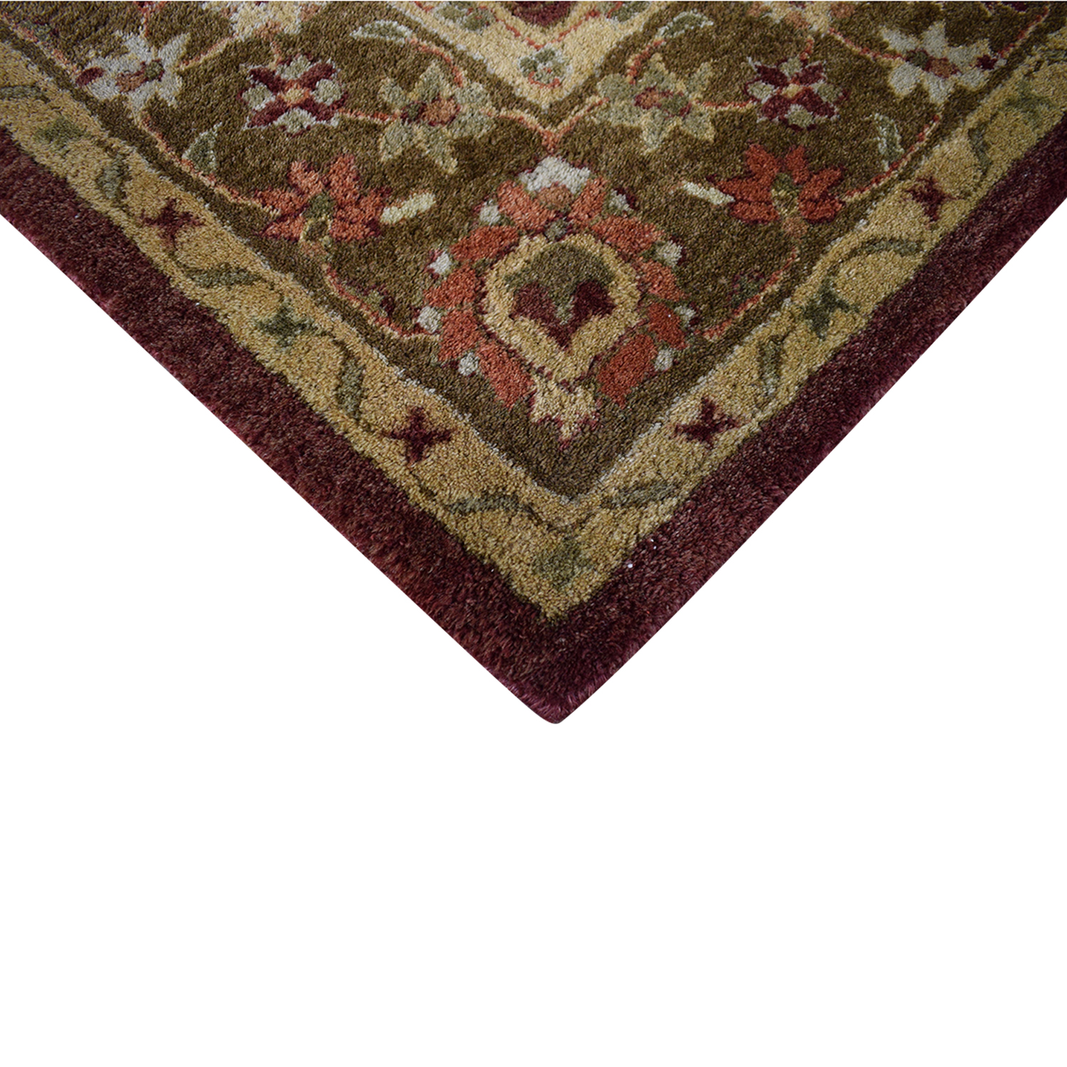 Pottery Barn Garnet Persian Rug Pottery Barn