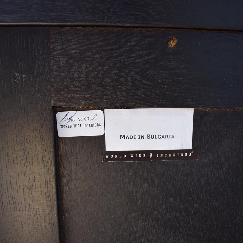 Crate & Barrel Crate & Barrel Bordeaux Buffet Sideboard discount
