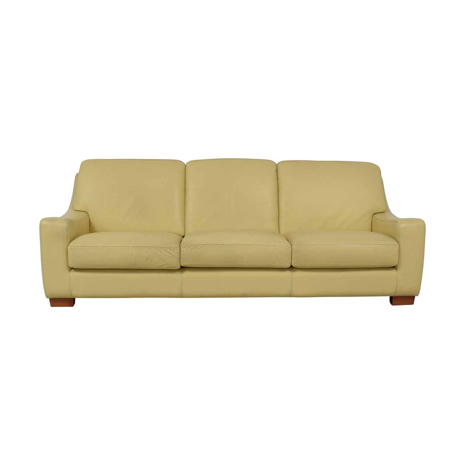 Mid Century Leather Sofa.84 Off Roche Bobois Mid Century Modern Roche Bobois Leather Sofa Sofas