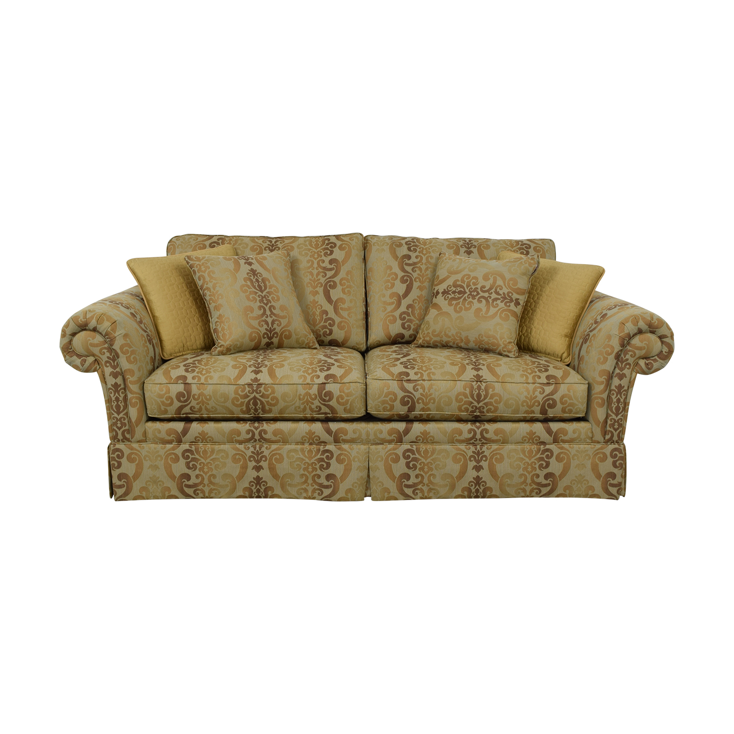 Ethan Allen Ethan Allen Fabric Sofa Multi-colored