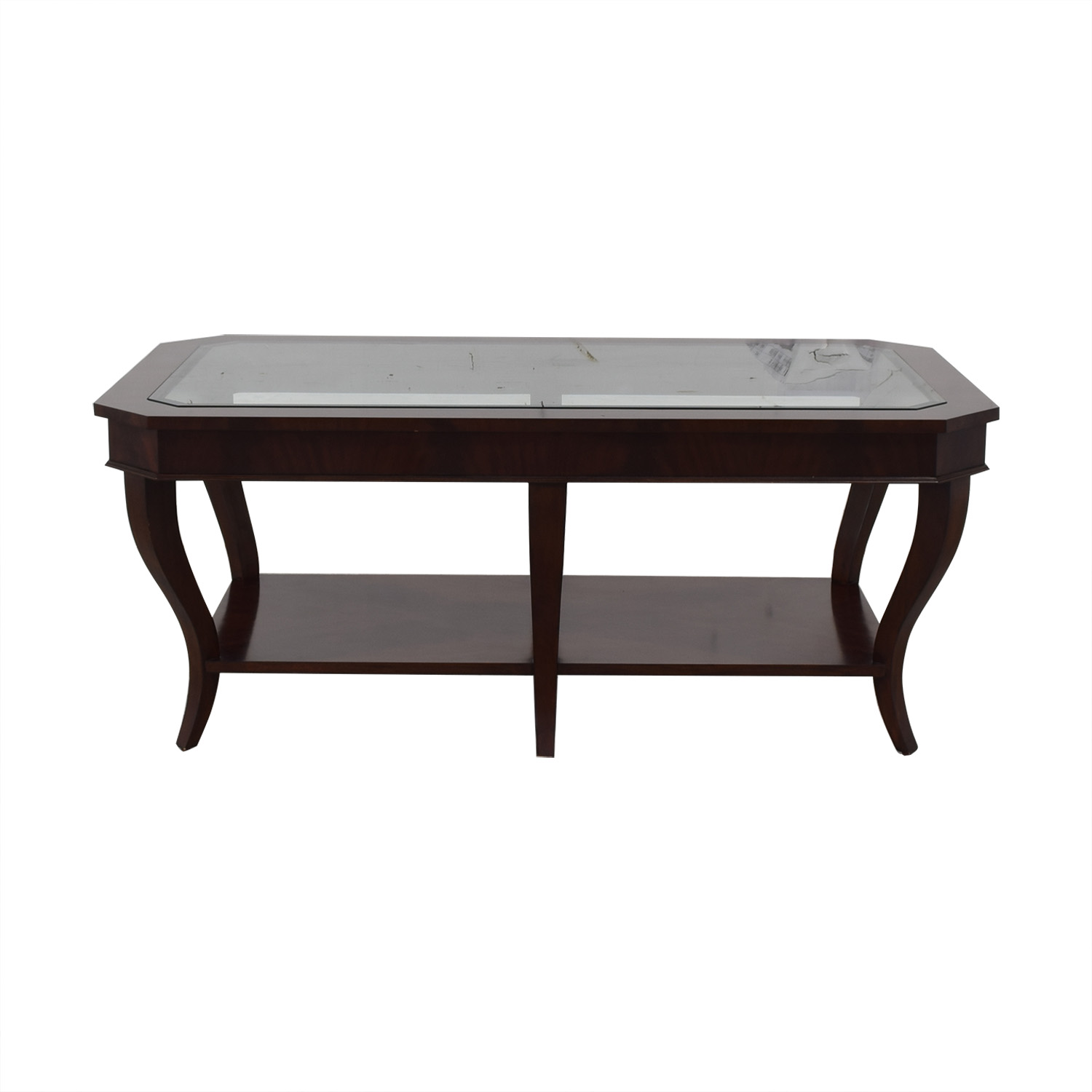 Ethan Allen Willoughby Coffee Table Ethan Allen