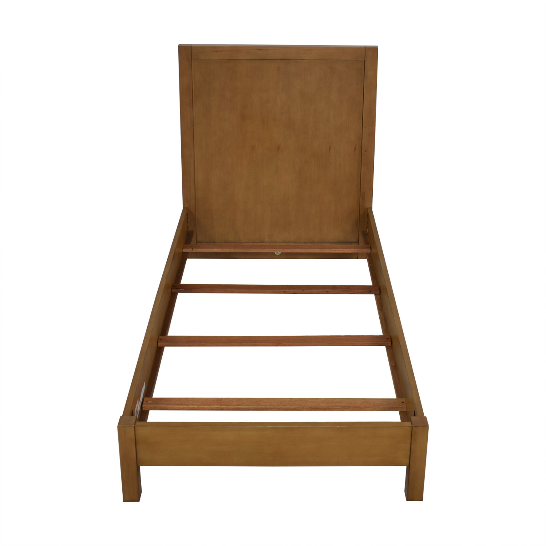 Ethan Allen Ethan Allen Disney Carolwood Twin Bed Frame used
