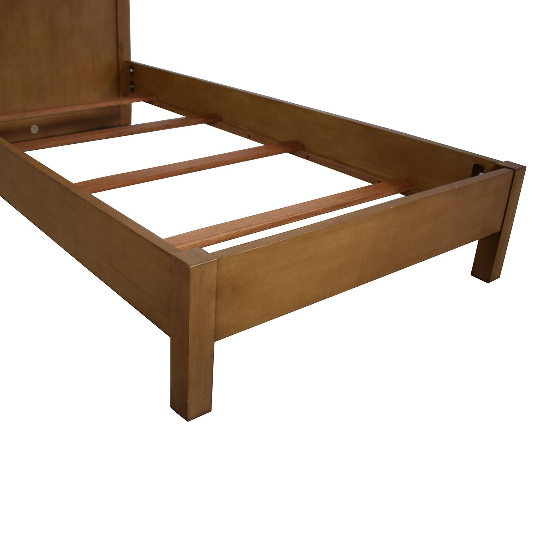 buy Ethan Allen Ethan Allen Disney Carolwood Twin Bed Frame online