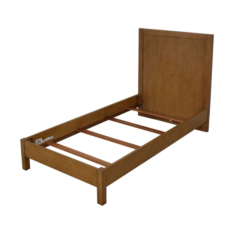 Ethan Allen Ethan Allen Disney Carolwood Twin Bed Frame nj