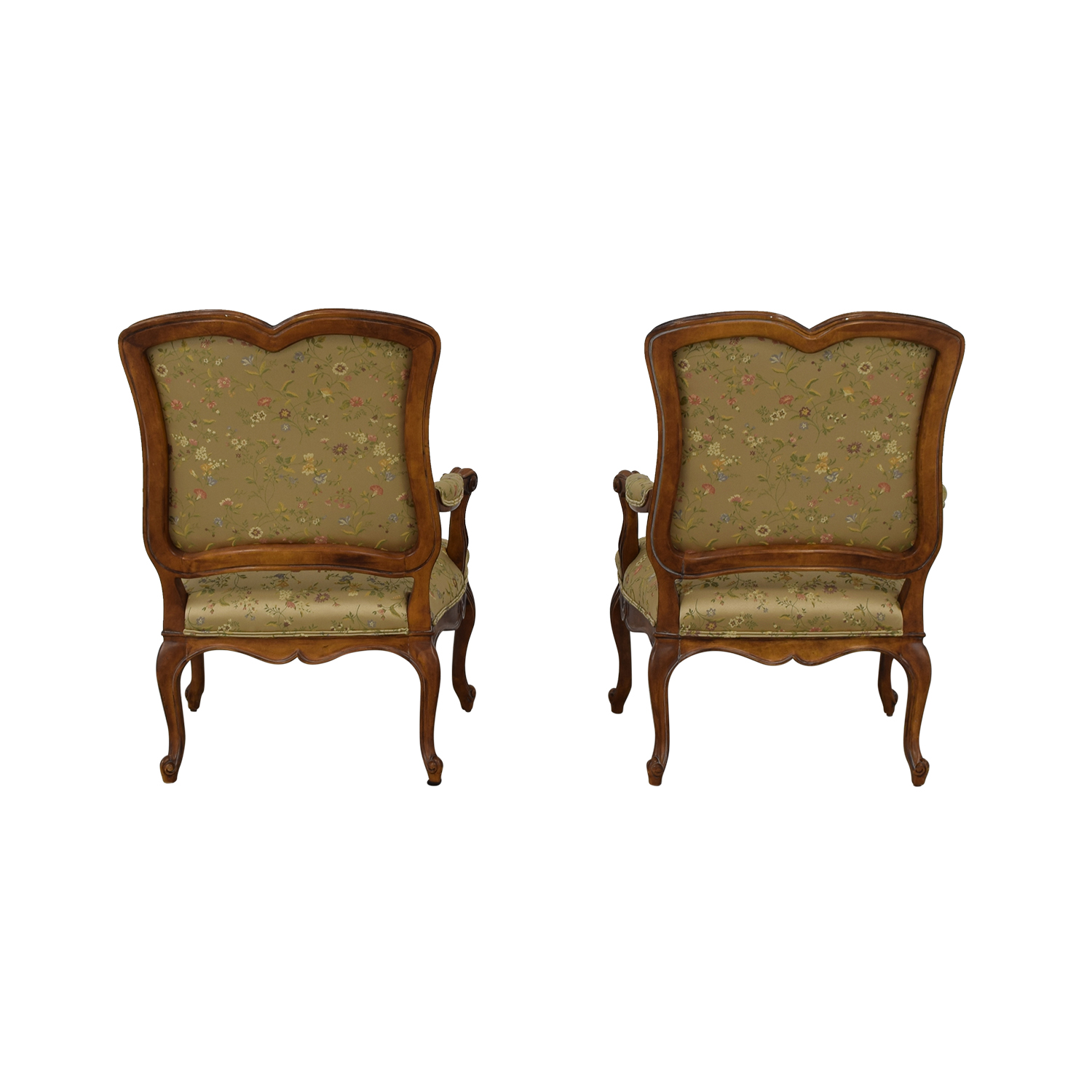 Century Furniture Century Furniture French Style Armchairs nyc