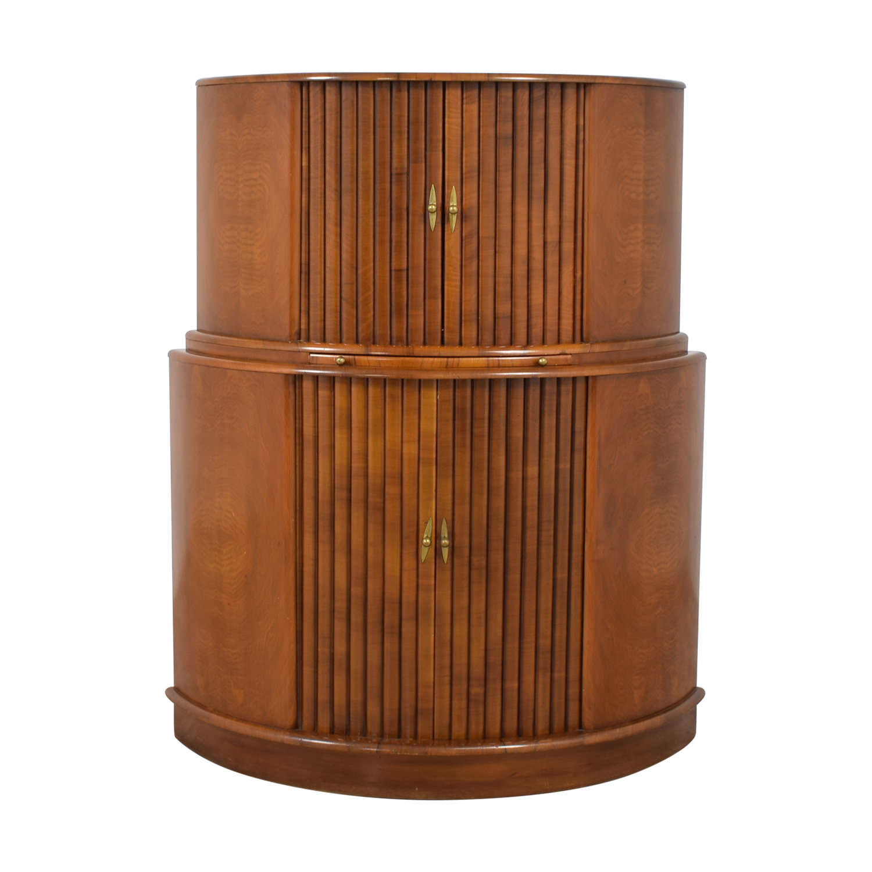shop Rivington Cabinet Works Rivington Cabinet Works Art Deco Mid Century Bar online