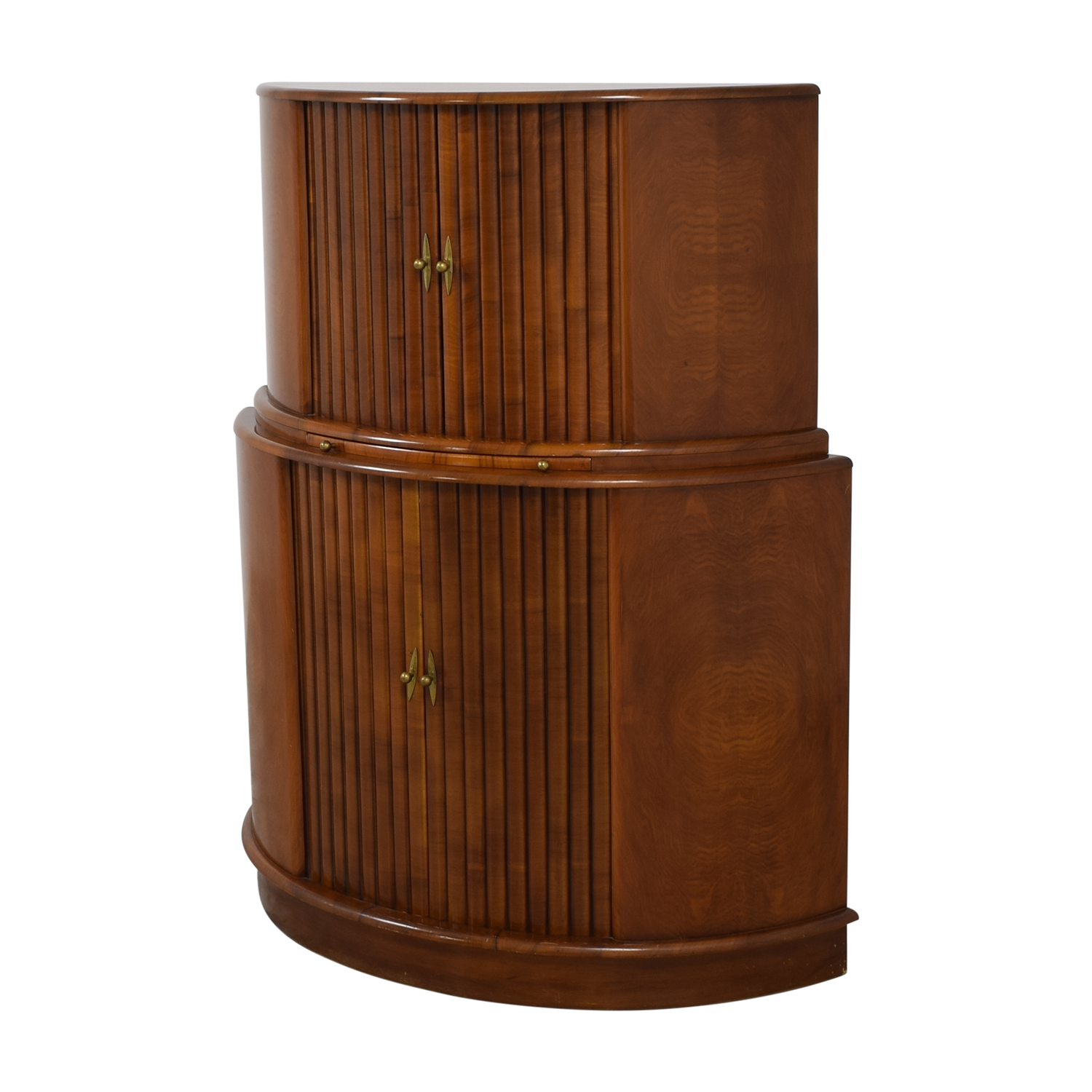buy Rivington Cabinet Works Art Deco Mid Century Bar Rivington Cabinet Works Utility Tables