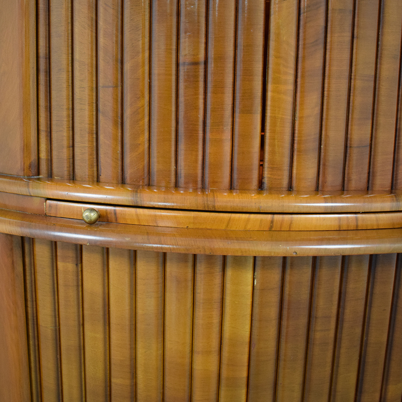Rivington Cabinet Works Rivington Cabinet Works Art Deco Mid Century Bar nyc
