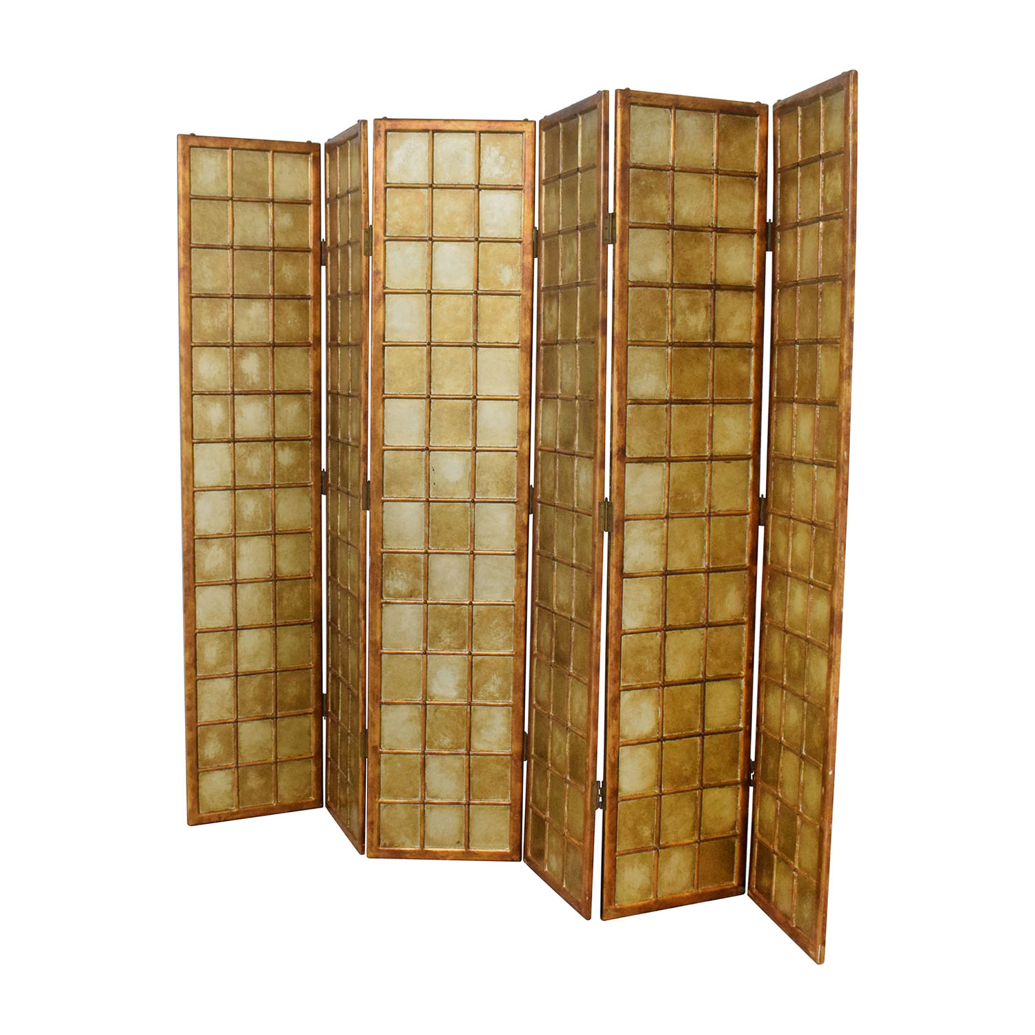 Bloomingdale's Bloomingdale's Six Panel Decorative Screen on sale