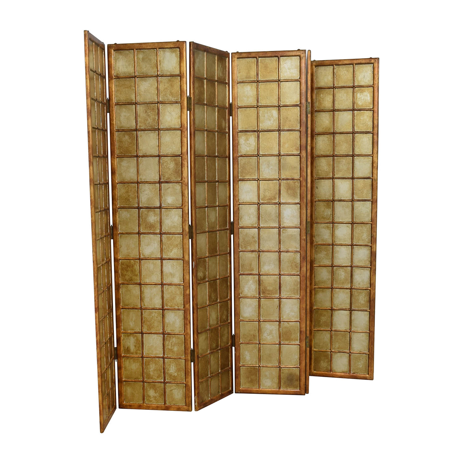 Bloomingdale's Bloomingdale's Six Panel Decorative Screen Dividers