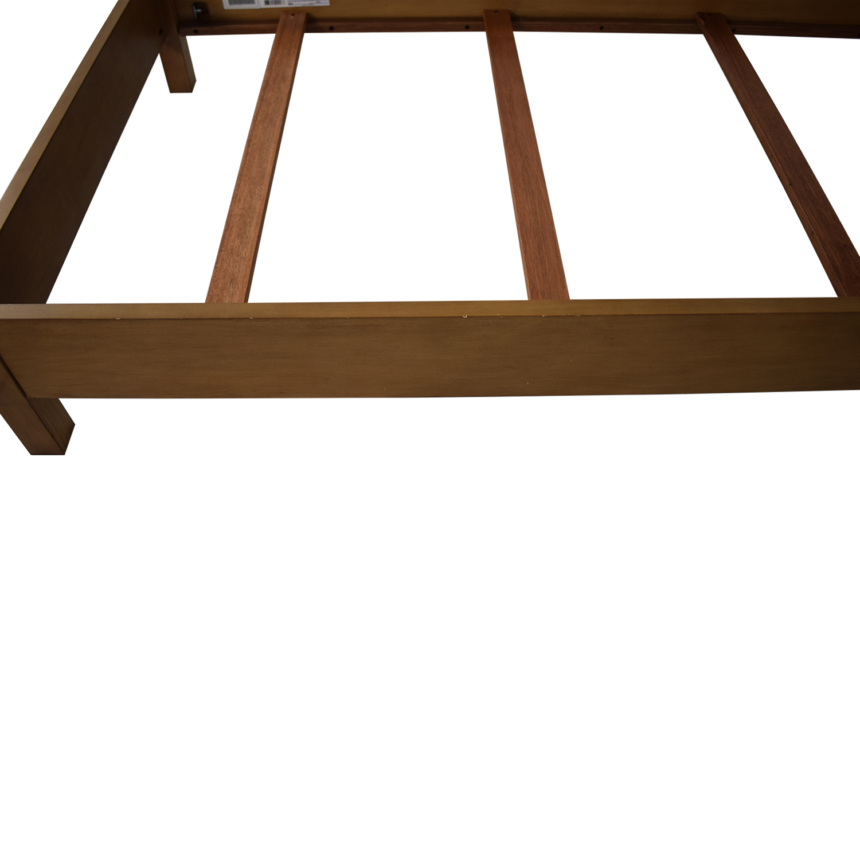 Ethan Allen Ethan Allen Disney Carolwood Twin Bed Frame second hand