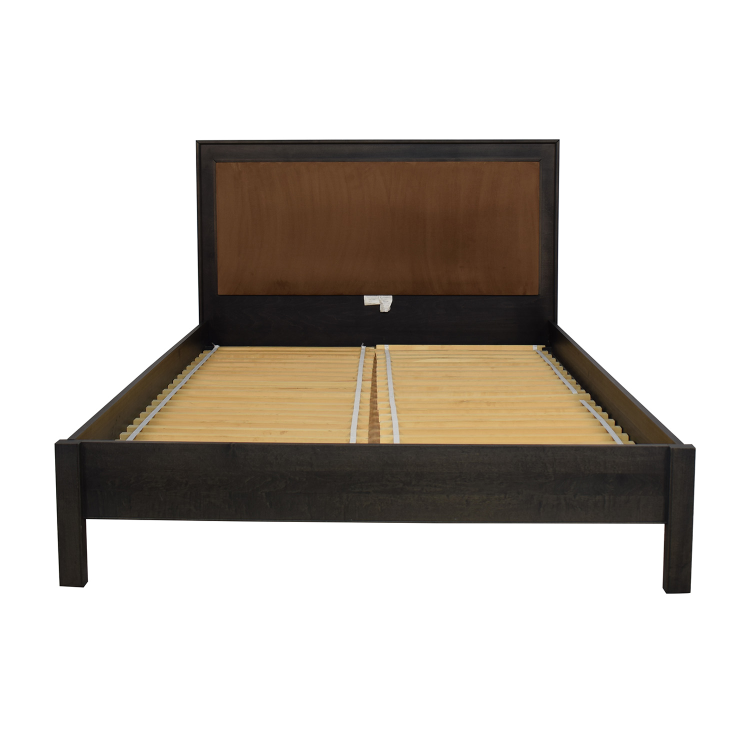 Crate & Barrel Crate & Barrel Baronet Queen Bed coupon