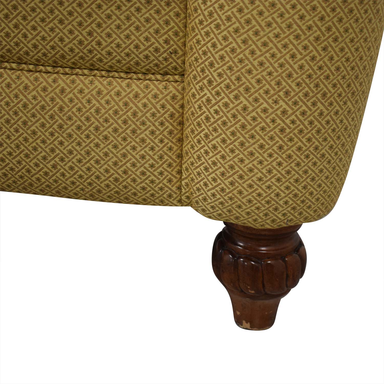 Strange 87 Off Kincaid Furniture Kincaid Furniture Studded Classic Custom Accent Chair Chairs Beatyapartments Chair Design Images Beatyapartmentscom