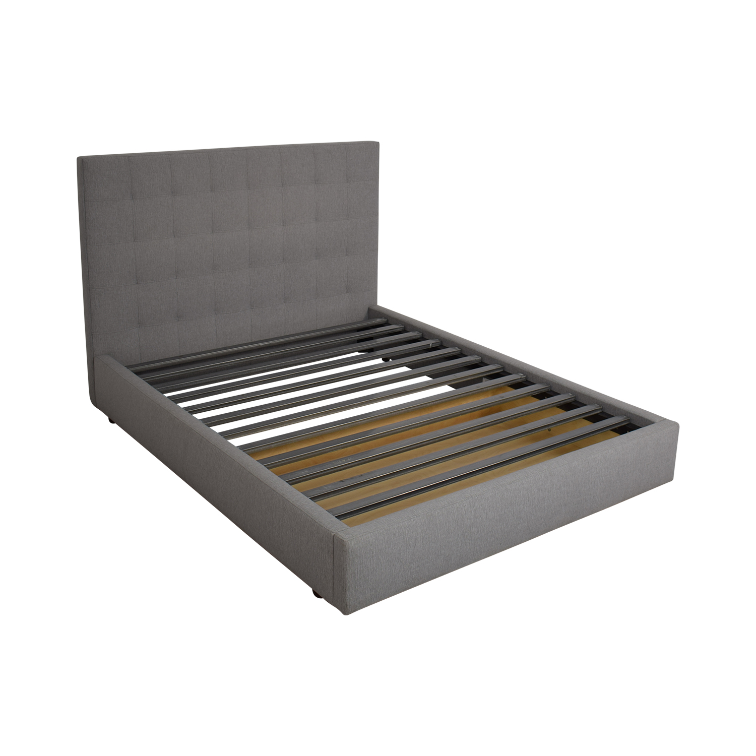 Room & Board Room & Board Avery Upholstered Bed with Storage Drawer