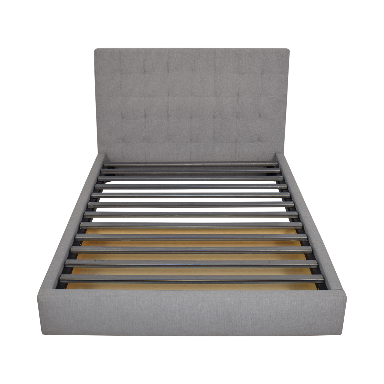Room & Board Avery Upholstered Bed with Storage Drawer sale