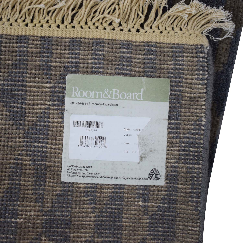 Room & Board Room & Board Bellamy 6x9 Rug for sale