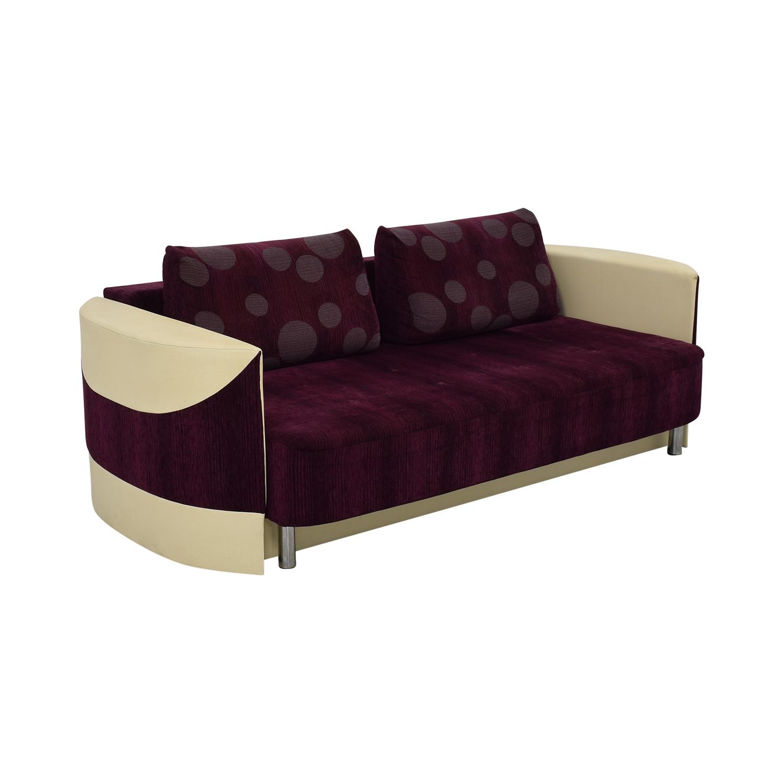 Retro Sleeper Sofa