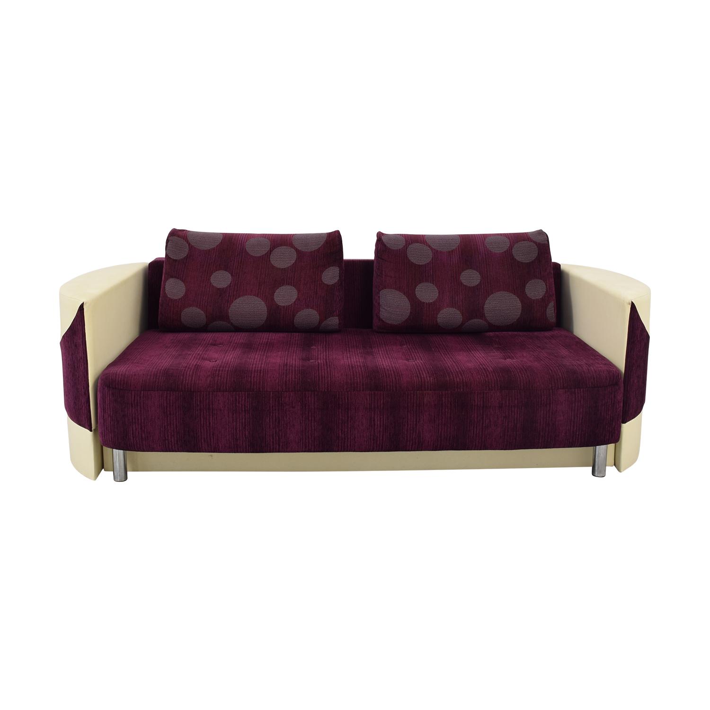 Retro Sleeper Sofa dimensions