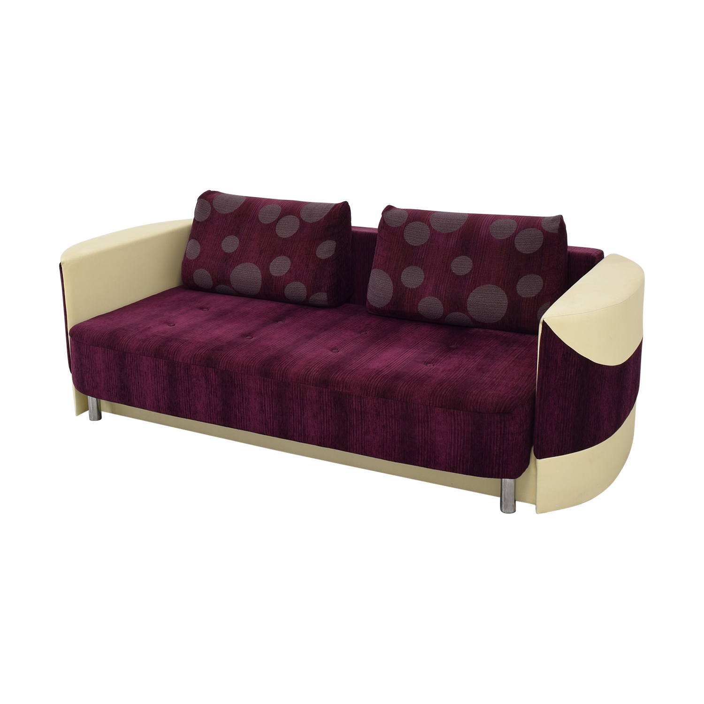 Retro Sleeper Sofa coupon