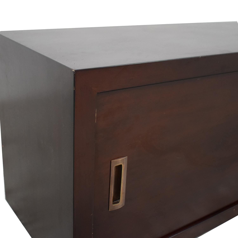 buy Crate & Barrel Media Unit Crate & Barrel