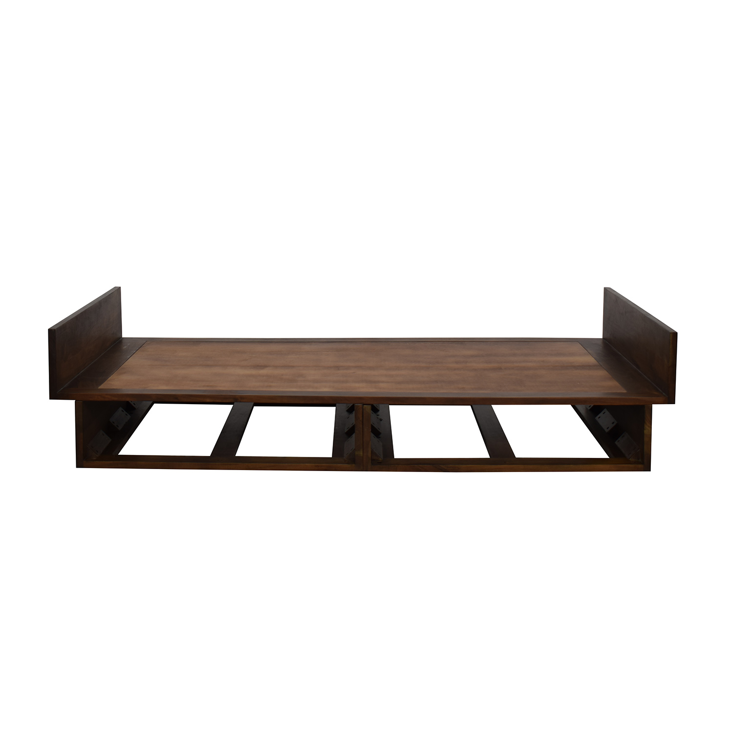 shop CB2 Fred Segal Daybed Frame CB2 Beds