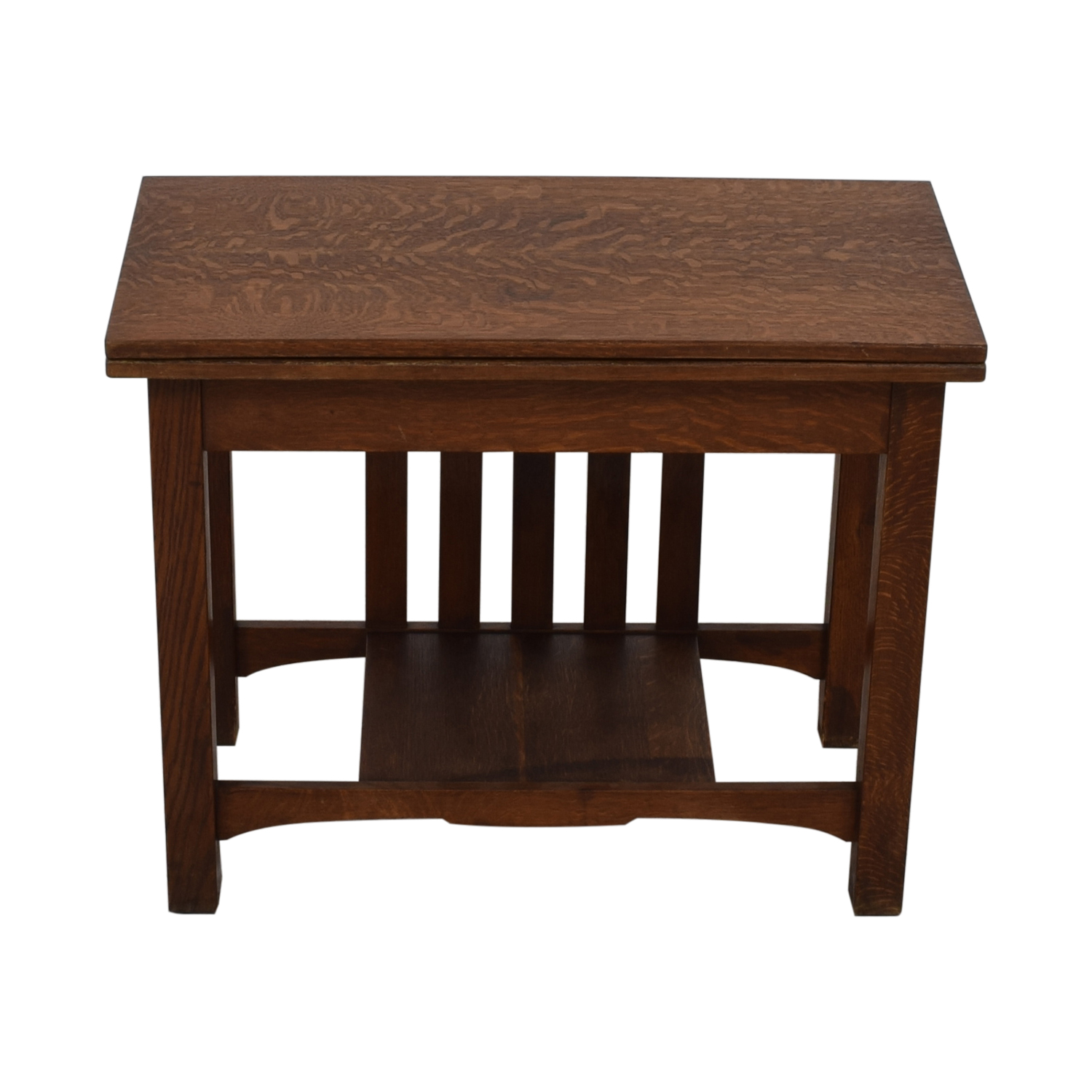 Stickley Furniture Stickley Game Table on sale