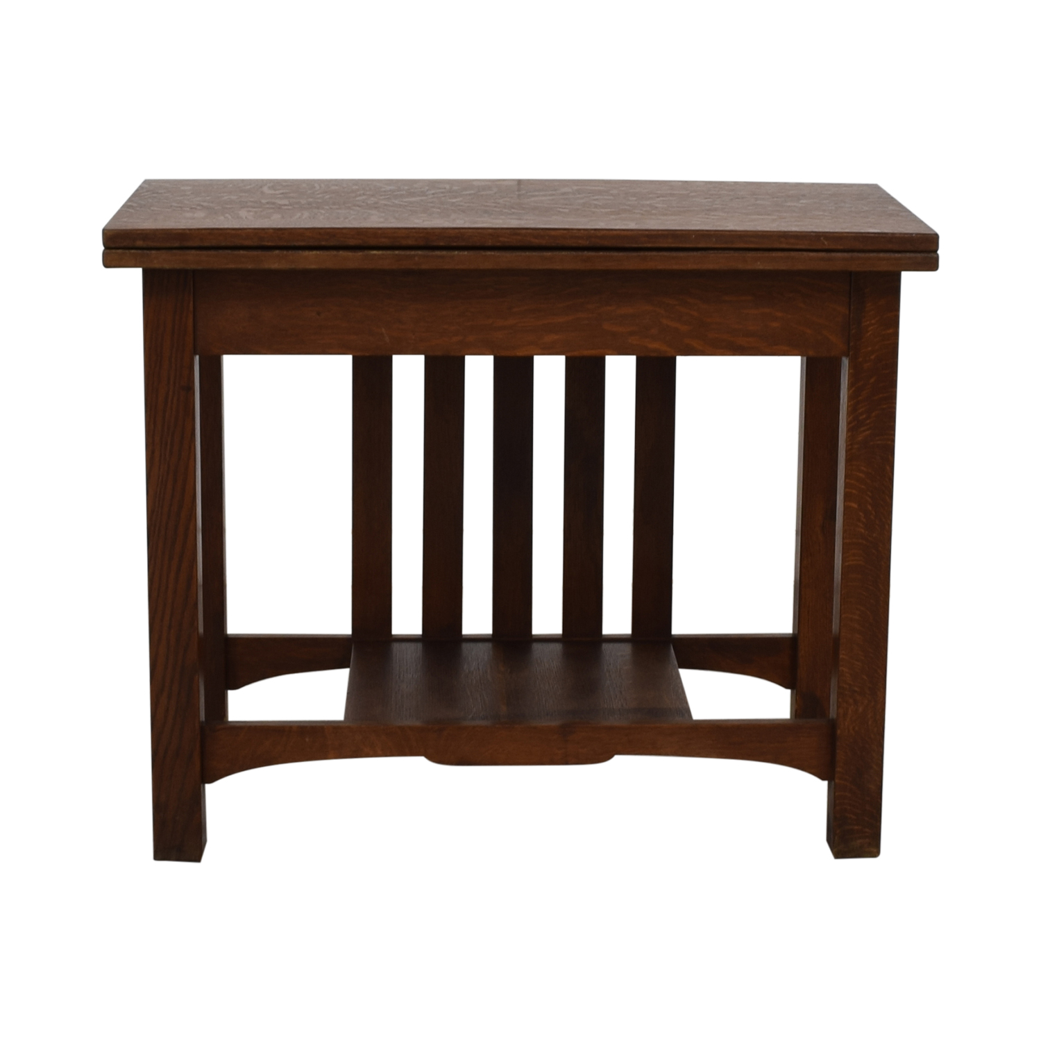 73 Off Stickley Furniture Stickley Game Table Tables