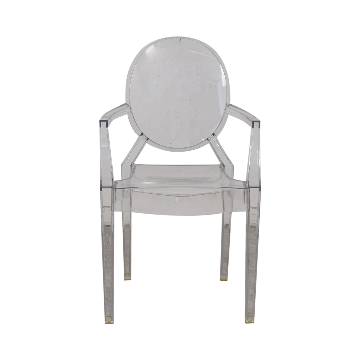 Design Within Reach Kartell Philippe Starck Louis Ghost Chairs / Chairs