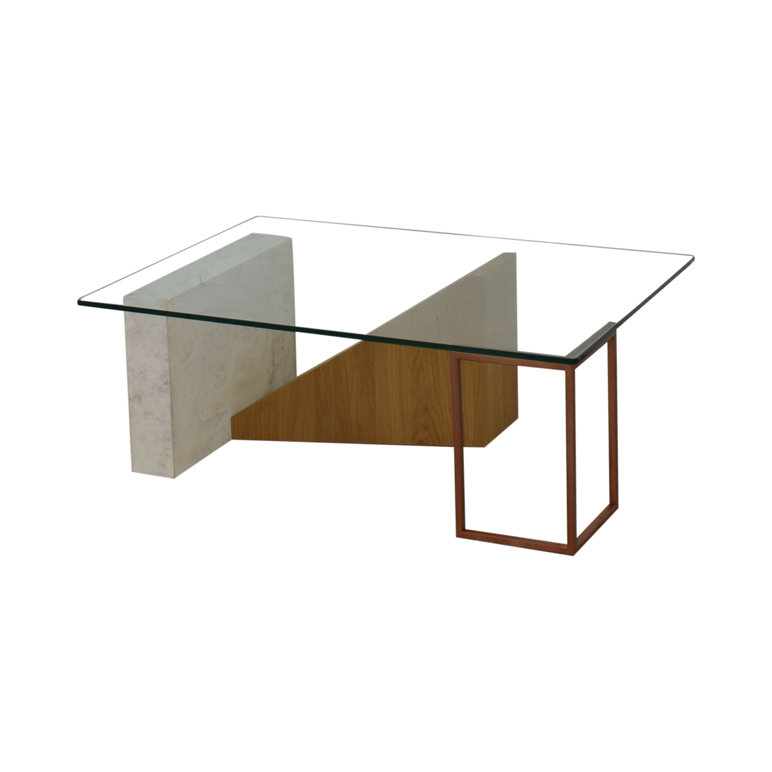 West Elm West Elm Bowie Coffee Table on sale