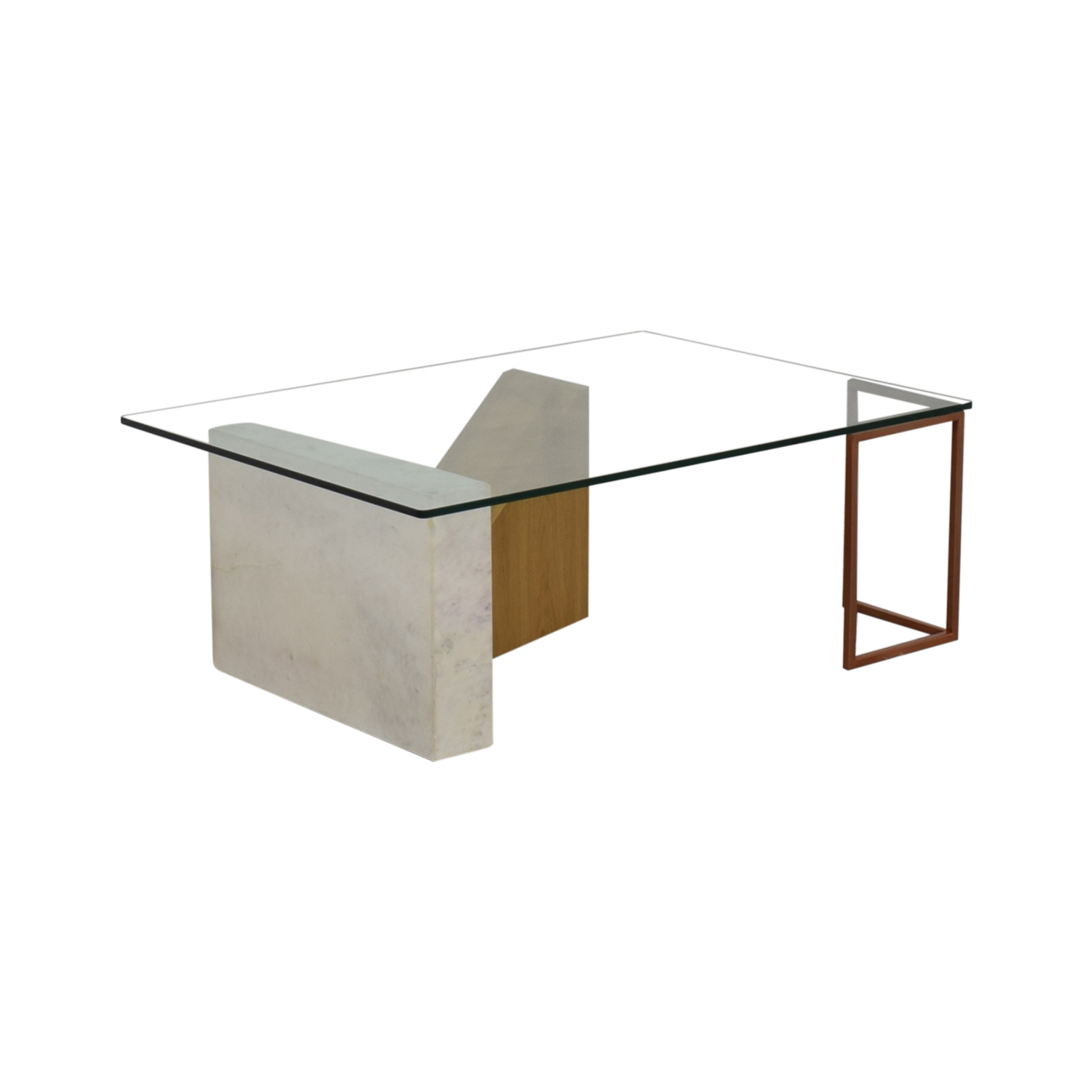 West Elm West Elm Bowie Coffee Table used