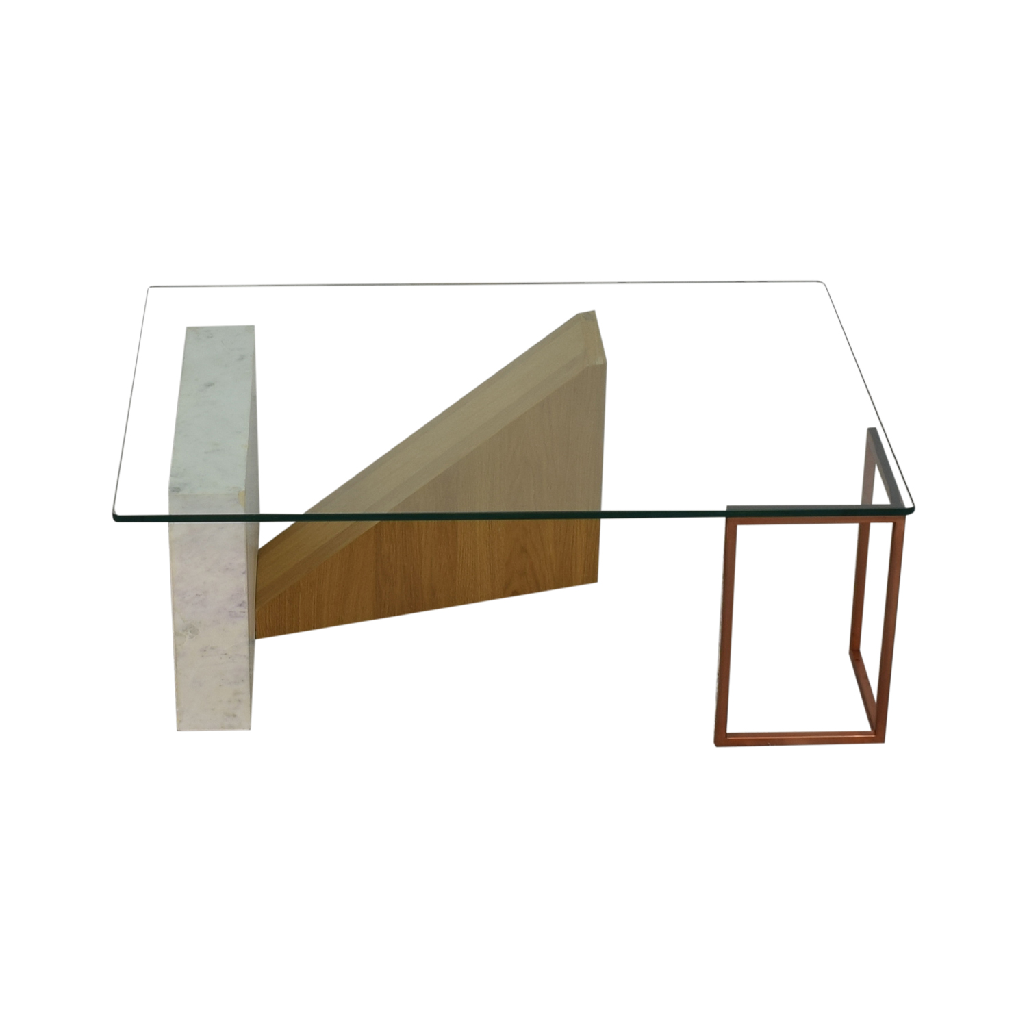 West Elm West Elm Bowie Coffee Table nyc