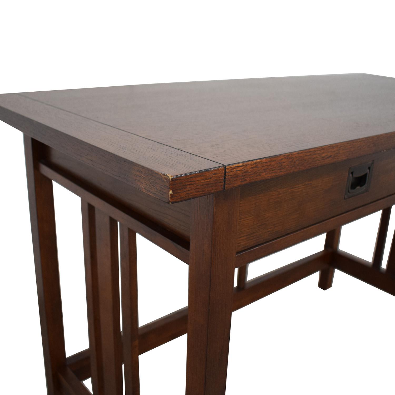 Crate & Barrel Crate & Barrel Mission Desk for sale