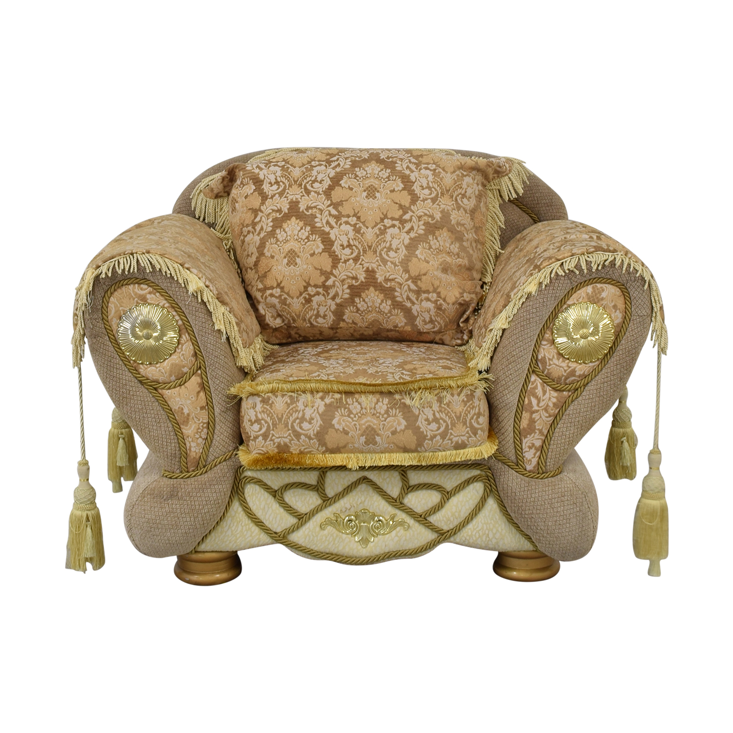 Elegant Furniture and Lighting Elegant Furniture and Lighting Victorian Chair Accent Chairs