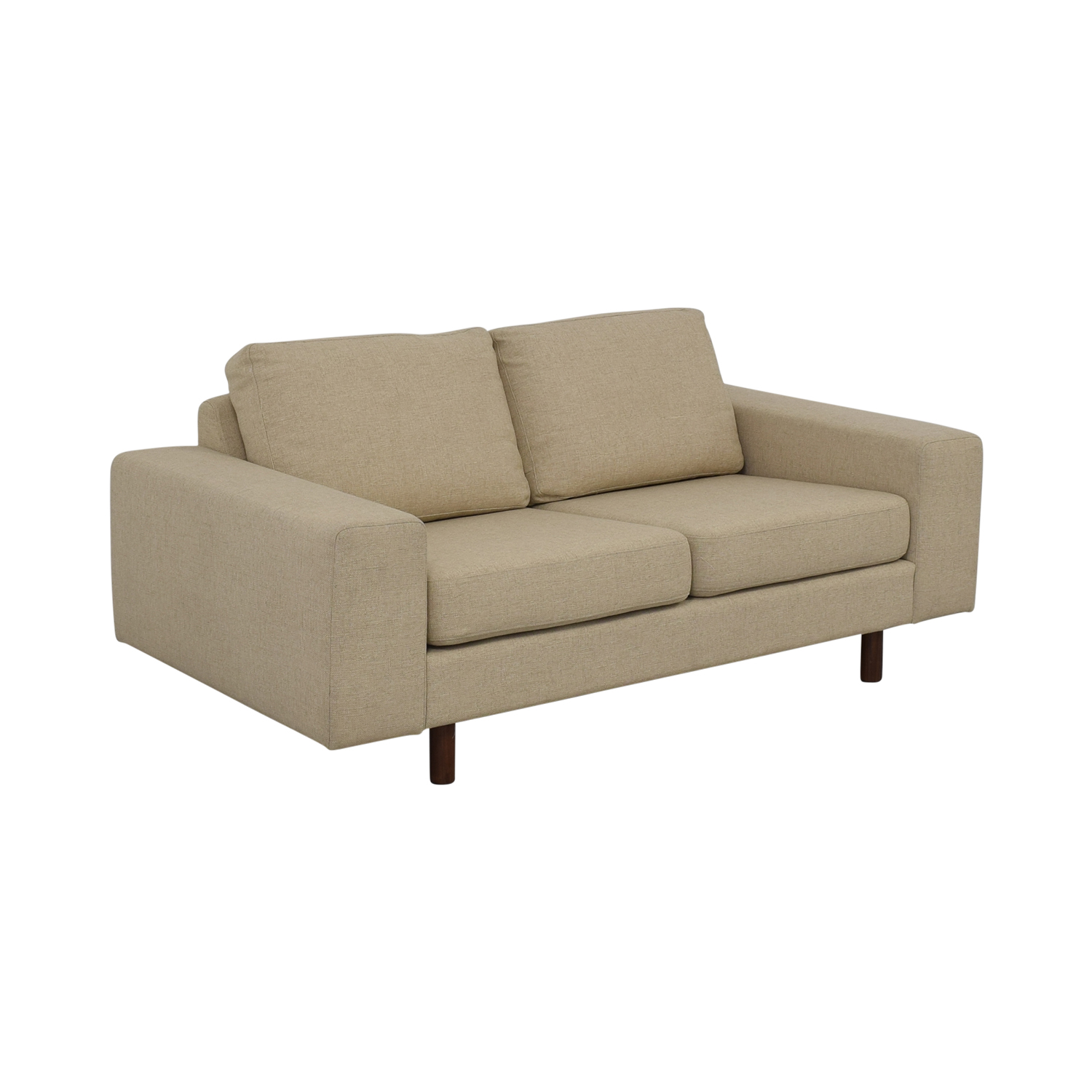 France and Son France and Son Platform Loveseat nj
