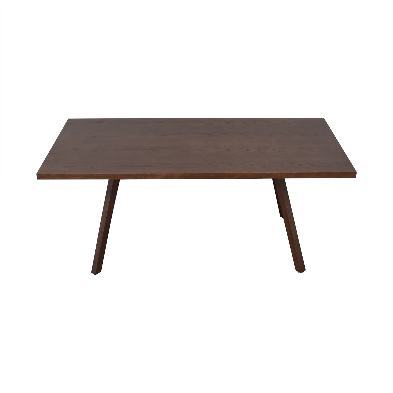 Wood Dining Table on sale