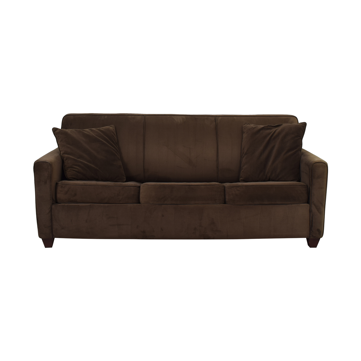 Raymour & Flanigan Raymour & Flanigan Three Cushion Sleeper Sofa