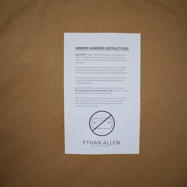 buy Ethan Allen Ethan Allen Sunburst Mirror online