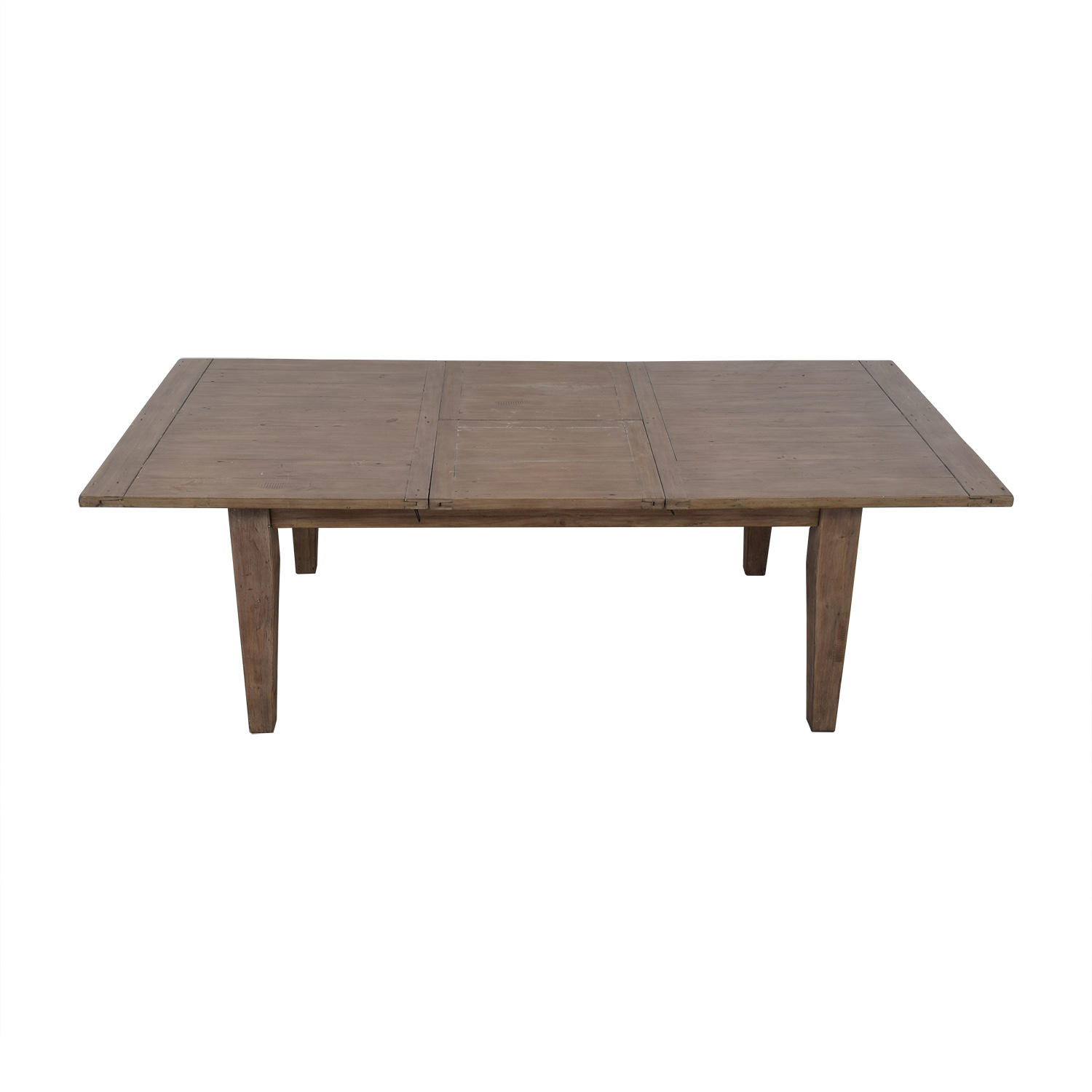 Four Hands Four Hands Irish Coast Extension Dining Table dimensions