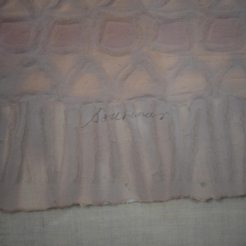 Framed Textured Original Artwork / Decor